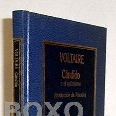 Libros de segunda mano: VOLTAIRE. CÁNDIDO. Lote 55165542