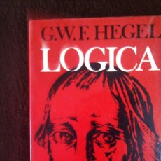 LOGICA (G.W.F.HEGEL)