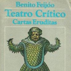 Teatro Crítico. - Benito Feijóo.