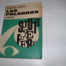 Libros de segunda mano: JEAN-PAUL SARTRE. Lote 56884748