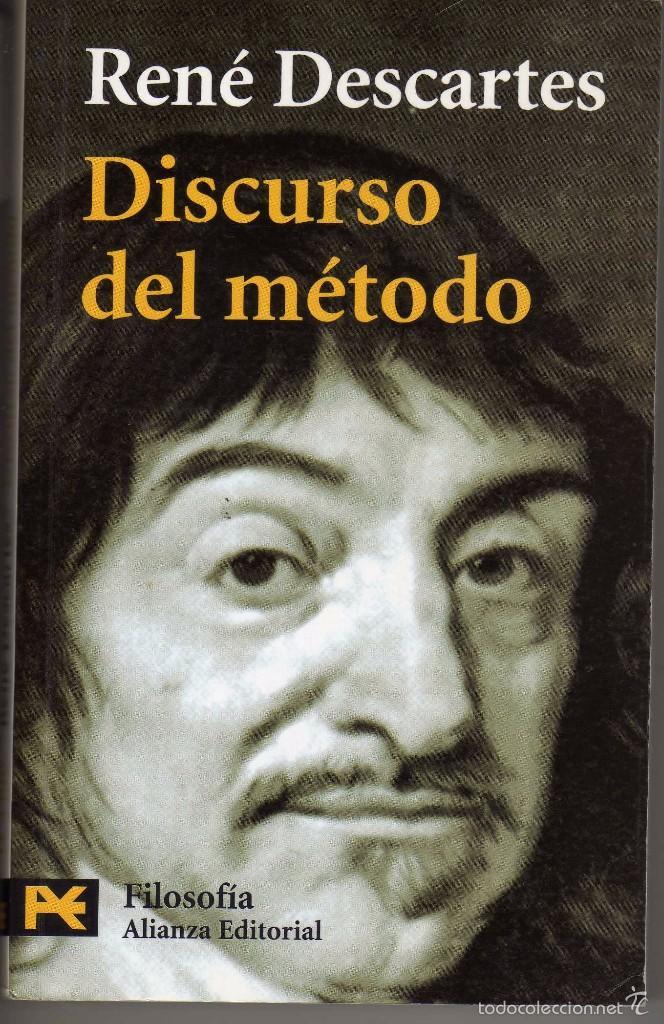 Selección de libros de filosofía - Discurso del método de Descartes