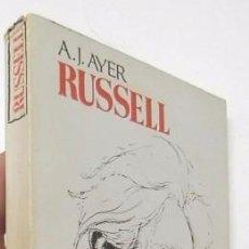 Libros de segunda mano: RUSSELL - A.J. AYER. Lote 56939434