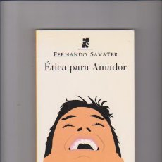 Libros de segunda mano - FERNANDO SAVATER - ÉTICA PARA AMADOR - ARIEL EDITORIAL 2005 - 57310243