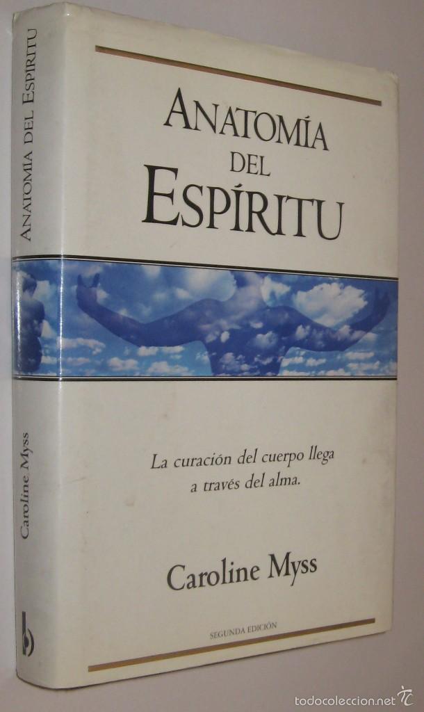 anatomia del espiritu - caroline myss * - Comprar Libros de ...
