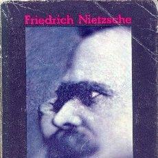 Libros de segunda mano: ASI HABLÓ ZARATUSTRA - FRIEDRICH NIETZSCHE. Lote 58645934