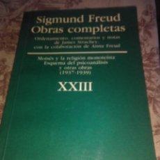 Libros de segunda mano - Sigmund Freud - 58840571