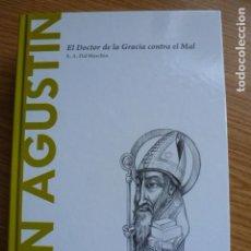 Libri di seconda mano: SAN AGUSTIN.EL DOCTOR DE LA GRACIA CONTRA EL MAL.E.A. DAL MASCHIO. Lote 62007448