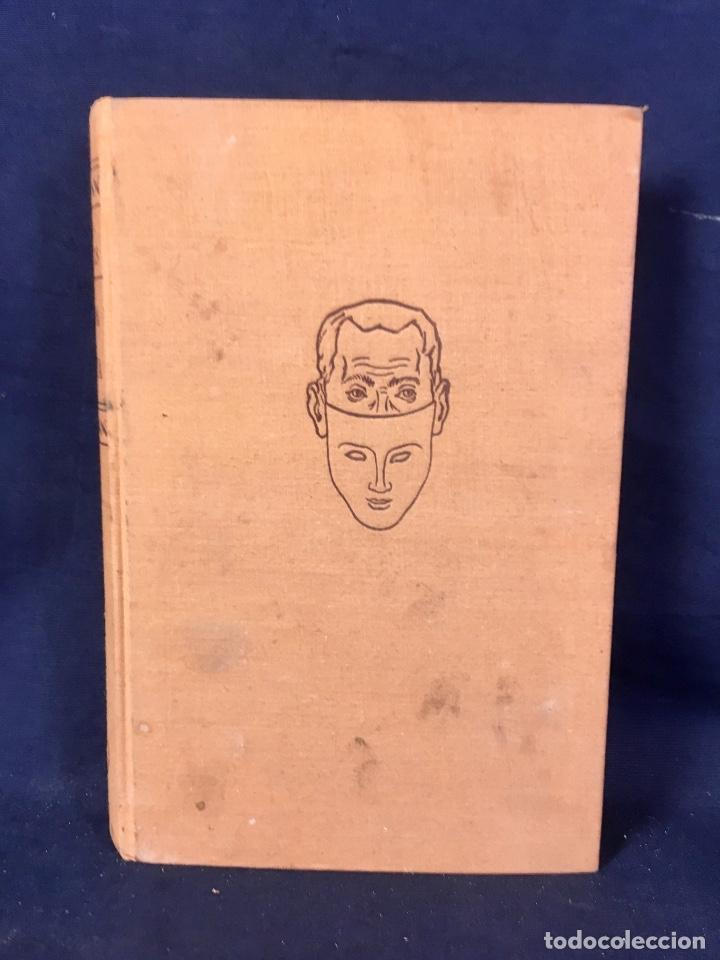 TU ALMA Y LA AJENA LIBRO MULLER-FREIENFELS VERSION DR VALLEJO NAJERA 1963 (Libros de Segunda Mano - Pensamiento - Filosofía)