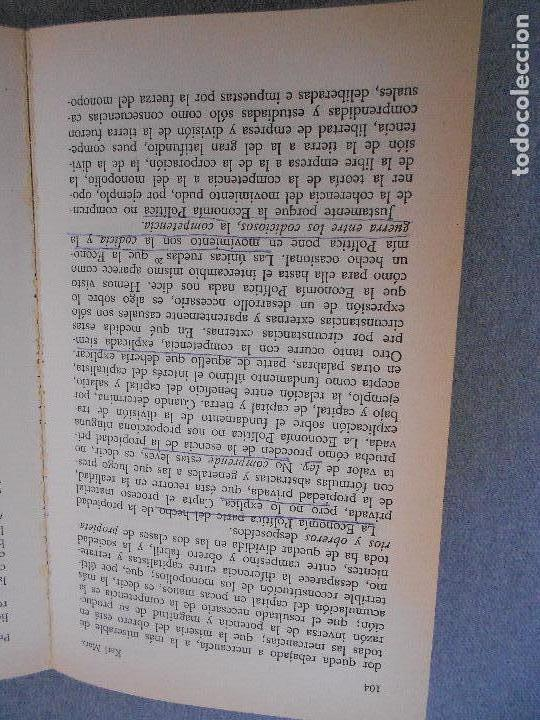 Libros de segunda mano: MANUSCRITOS ECONOMIA Y FILOSOFIA - Foto 2 - 65657434