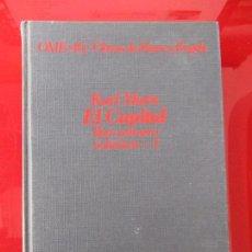 Libros de segunda mano: EL CAPITAL. KARL MARX. LIBRO 1. EDICIÓN MANUEL SACRISTÁN. 1976. GRIJALBO, BARCELONA. Lote 67890905