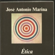 Libros de segunda mano - JOSE ANTONIO MARINA. ETICA PARA NAUFRAGOS. ANAGRAMA - 136862346