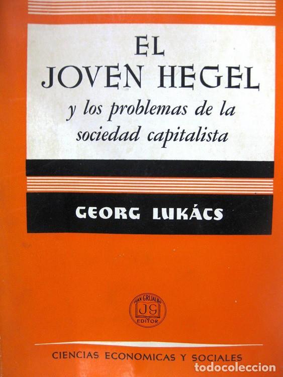 Resultado de imagen para El joven Hegel