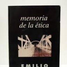 Libros de segunda mano: MEMORIA DE LA ETICA EMILIO LLEDO , TAURUS,. Lote 76344527