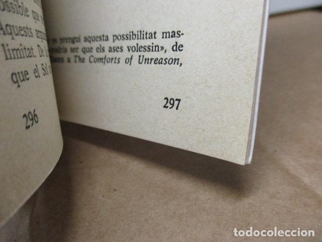 Libros de segunda mano: El coneixement humà I i II. Bertrand Russell Ed 62 Clàssics del pensament modern 23*-23** 1985 1a ed - Foto 5 - 81209972