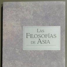 Libros de segunda mano: LAS FILOSOFÍAS DE ASIA. ALAN WATTS. EDAF NUEVA ERA. 1996. 1ª EDICIÓN! COMO NUEVO!!. Lote 83855304