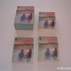 Libros de segunda mano: T. E. LAWRENCE. LOS SIETE PILARES DE LA SABIDURÍA. TRES TOMOS. RMT80064. . Lote 83944968