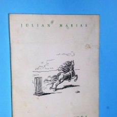 Libros de segunda mano: ORTEGA Y LA IDEA DE LA RAZÓN VITAL. Lote 84426480