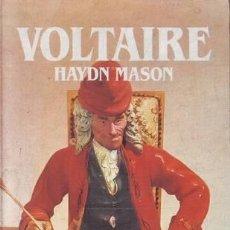 Libros de segunda mano: MASON, HAYDN: VOLTAIRE. Lote 84522856