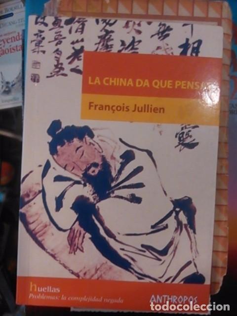 la china da que pensar barcelona libros de segunda mano