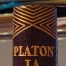 Libros de segunda mano: PLATON – LA REPUBLICA - AGUILAR. Lote 92153115