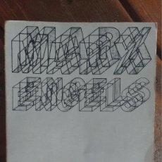 Libros de segunda mano: CARLOS MARX, FEDERICO ENGELS, OBRAS ESCOGIDAS TOMO II 1975. Lote 93181835