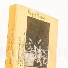 Libros de segunda mano: HISTORIA DE LA FILOSOFIA MODERNA ·· DE DESCARTES A WITTGENSTEIN ·· ROGER SCRUTON ··. Lote 93614130