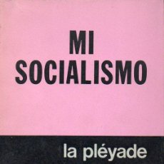 Libros de segunda mano: MAHATMA GANDHI : MI SOCIALISMO (LA PLÉYADE, 1976). Lote 97327207