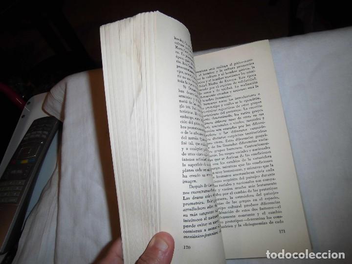 Libros de segunda mano: LAS FILOSOFIAS SOCIALES DE NUESTRA EPOCA DE CRISIS.EL HOMBRE FRENTE A LA CRISIS.PITIRIM A.SOROKIN. - Foto 4 - 97780703