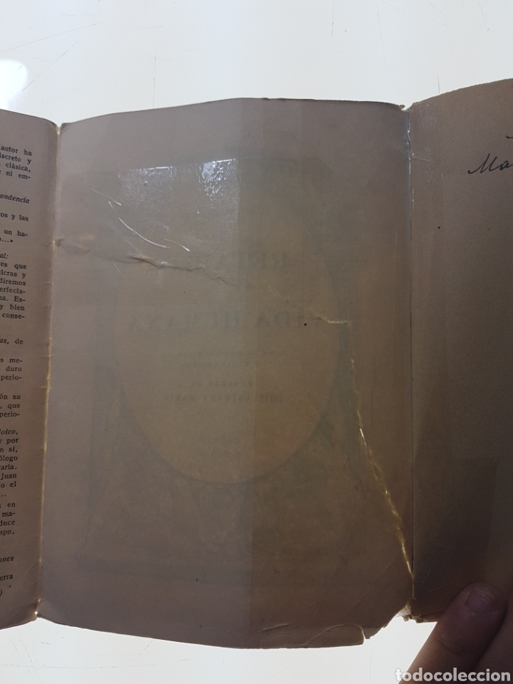 Libros de segunda mano: RETABLO DE LA VIDA HUMANA FIRMADO - PALLARES, JUAN - Foto 3 - 98197012