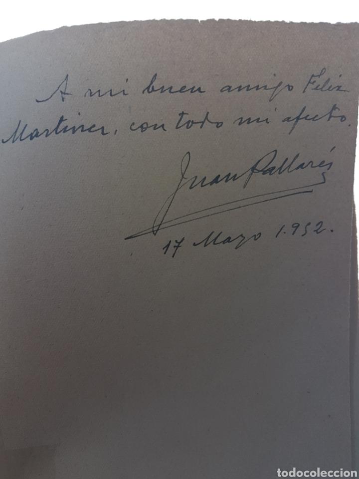 Libros de segunda mano: RETABLO DE LA VIDA HUMANA FIRMADO - PALLARES, JUAN - Foto 4 - 98197012