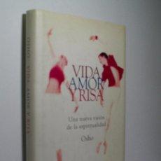 Libros de segunda mano: VIDA, AMOR Y RISA. OSHO. 2003. Lote 98606911