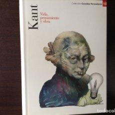 Libros de segunda mano: KANT. Lote 99086586