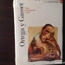 Libros de segunda mano: ORTEGA Y GASSET. Lote 99086723