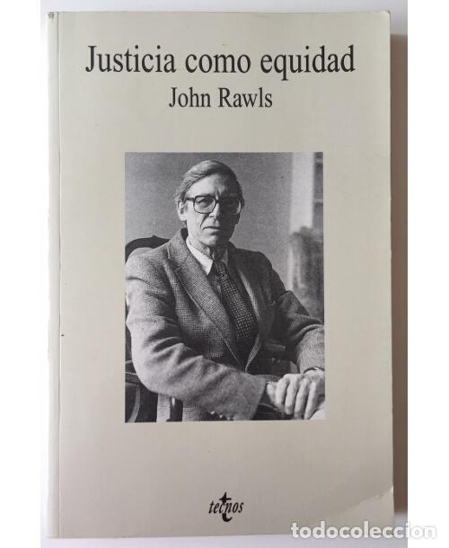 LA JUSTICIA COMO EQUIDAD (Libros de Segunda Mano - Pensamiento - Filosofía)