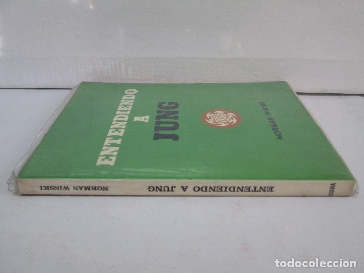 Libros de segunda mano: ENTENDIENDO A JUNG. NORMAN WINSKI. EDITORIAL DIANA 1973. VER FOTOGRAFIAS ADJUNTAS - Foto 2 - 101108575