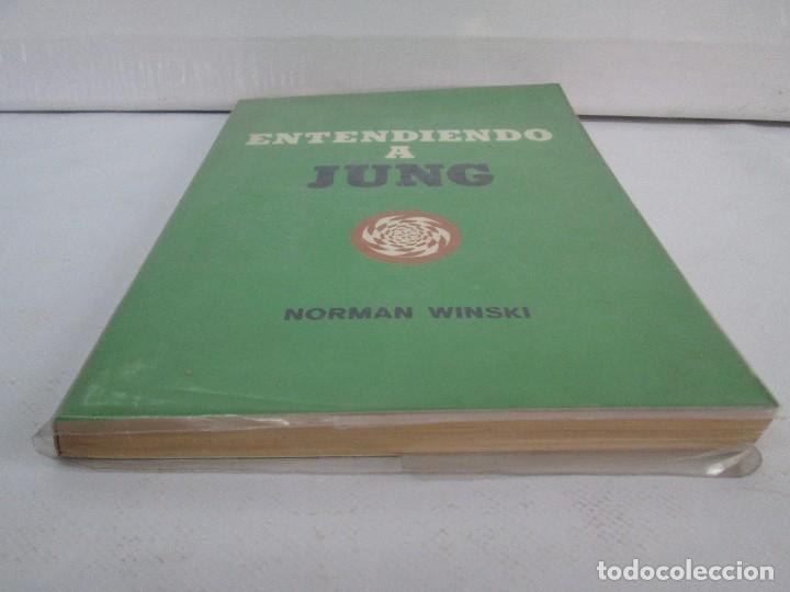 Libros de segunda mano: ENTENDIENDO A JUNG. NORMAN WINSKI. EDITORIAL DIANA 1973. VER FOTOGRAFIAS ADJUNTAS - Foto 3 - 101108575