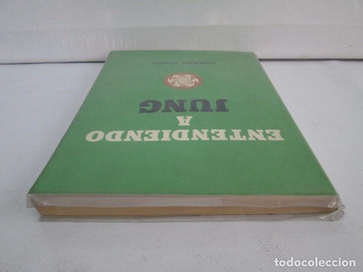Libros de segunda mano: ENTENDIENDO A JUNG. NORMAN WINSKI. EDITORIAL DIANA 1973. VER FOTOGRAFIAS ADJUNTAS - Foto 5 - 101108575