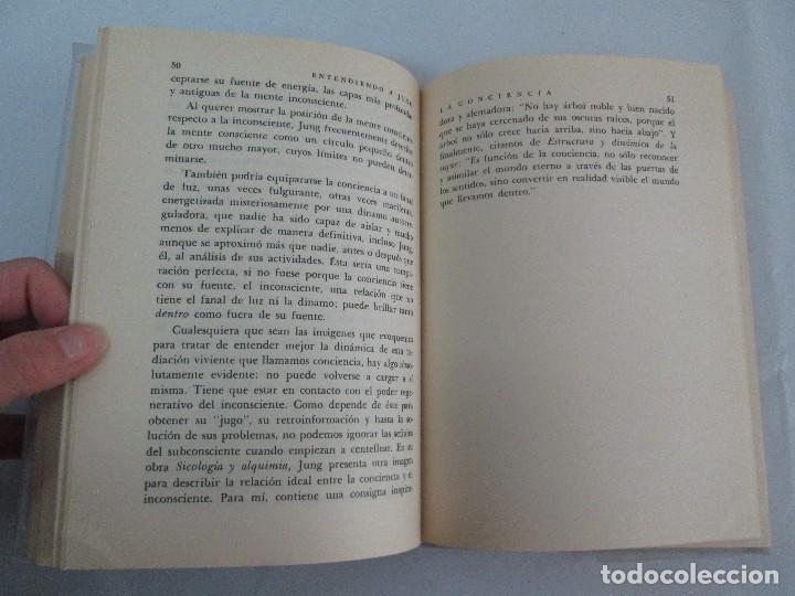 Libros de segunda mano: ENTENDIENDO A JUNG. NORMAN WINSKI. EDITORIAL DIANA 1973. VER FOTOGRAFIAS ADJUNTAS - Foto 11 - 101108575