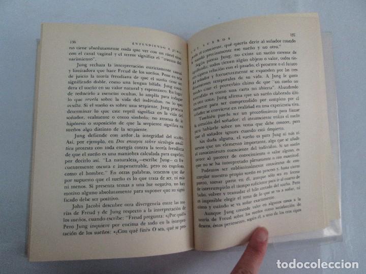 Libros de segunda mano: ENTENDIENDO A JUNG. NORMAN WINSKI. EDITORIAL DIANA 1973. VER FOTOGRAFIAS ADJUNTAS - Foto 14 - 101108575