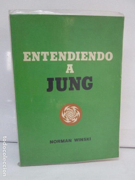 ENTENDIENDO A JUNG. NORMAN WINSKI. EDITORIAL DIANA 1973. VER FOTOGRAFIAS ADJUNTAS (Libros de Segunda Mano - Pensamiento - Filosofía)