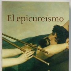 Libros de segunda mano: EL EPICUREISMO-EMILIO LLEDO-TAURUS-2003. Lote 102263603