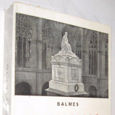 Libros de segunda mano: EL CRITERIO - JAIME BALMES *. Lote 103963215