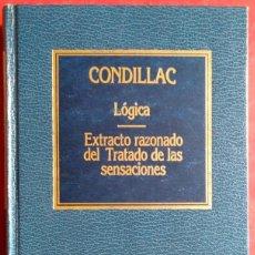 Gebrauchte Bücher - Condillac . Lógica / Extracto razonado del Tratado de las sensaciones - 105089575
