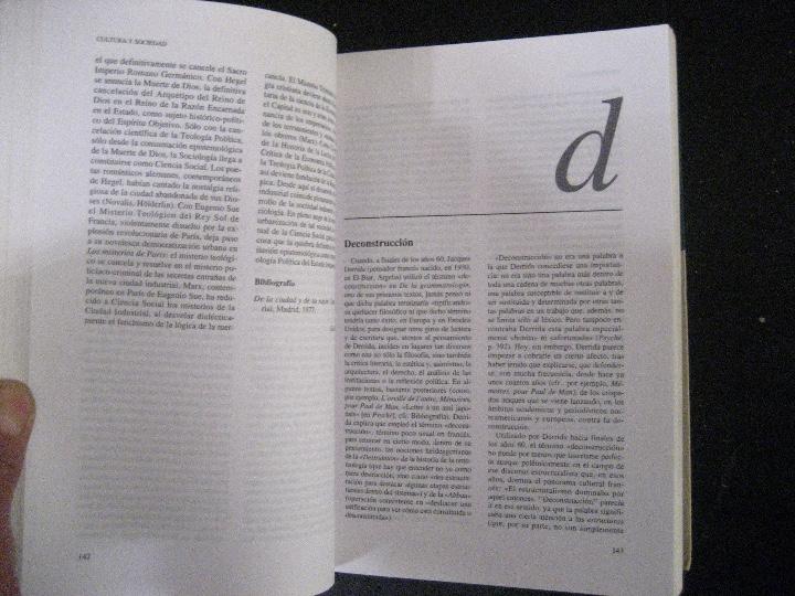 Gebrauchte Bücher: Diccionario Hermeneútica Lanceros y Andrés Ortiz-Osés, universidad de desuso - Foto 4 - 115560964