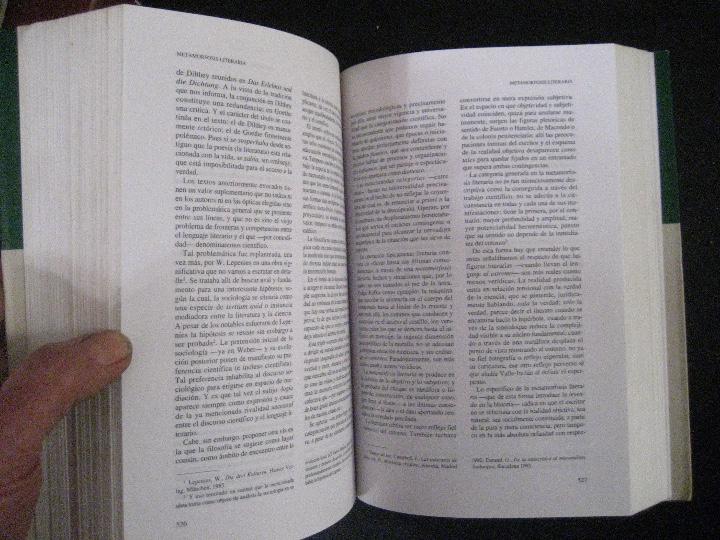 Gebrauchte Bücher: Diccionario Hermeneútica Lanceros y Andrés Ortiz-Osés, universidad de desuso - Foto 5 - 115560964