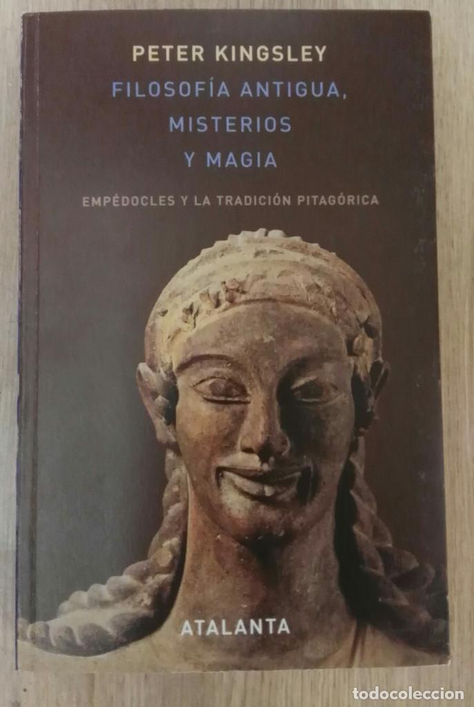Resultado de imagen de filosofia antigua misterios y magia