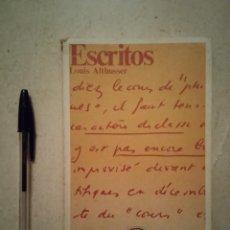 Libros de segunda mano: LIBRO - ESCRITOS ALTHUSSER LOUIS - FILOSOFIA - EDITORIAL LAIA - LENIN MARX. Lote 110501891