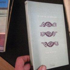 Libros de segunda mano: EL DON DE LA HUMILDAD ,ISAAC , OBISPO DE NÍNIVE (S. VII), RELIGION ESPIRITUALIDAD. Lote 110670767