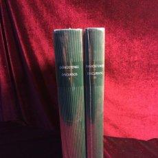 Gebrauchte Bücher - DEMÓSTENES - DISCURSOS (DOS VOLÚMENES) - BIBLIOTECA BÁSICA GREDOS - 111555534