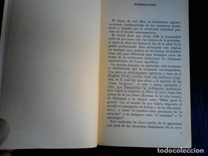 Libros de segunda mano: La Civilizacion de 1975 Jean Fourastie - Foto 3 - 116759727